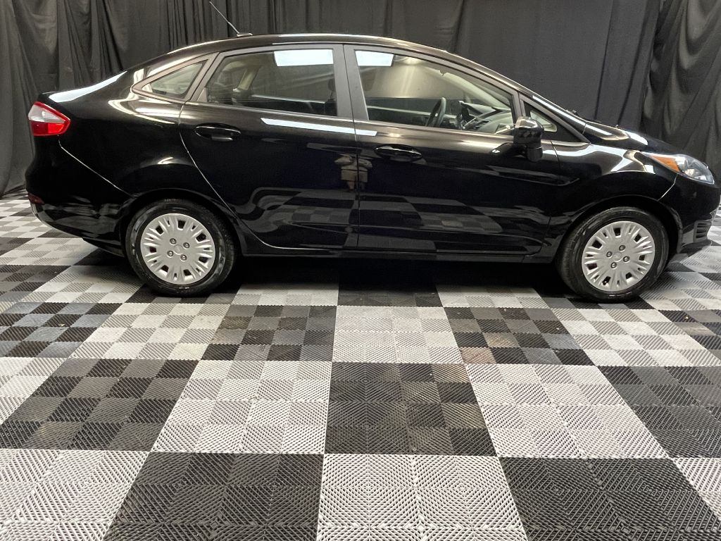 2017 FORD FIESTA S for sale at Solid Rock Auto Group