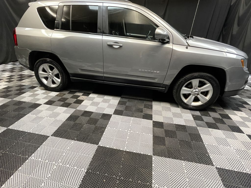 2016 JEEP COMPASS LATITUDE for sale at Solid Rock Auto Group
