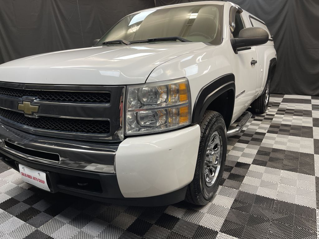 2011 CHEVROLET SILVERADO 1500 LS LONG BED for sale at Solid Rock Auto Group
