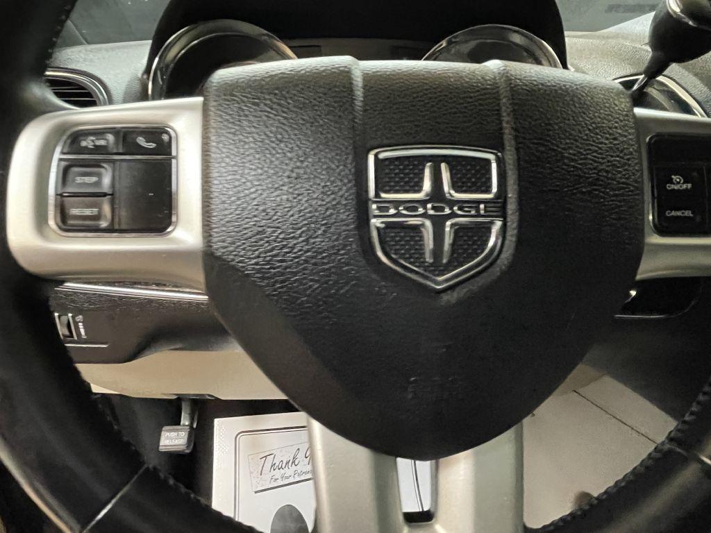 2018 DODGE GRAND CARAVAN SXT for sale at Solid Rock Auto Group