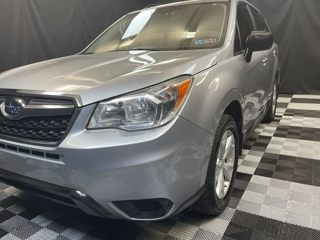 2016 SUBARU FORESTER 2.5I for sale at Solid Rock Auto Group