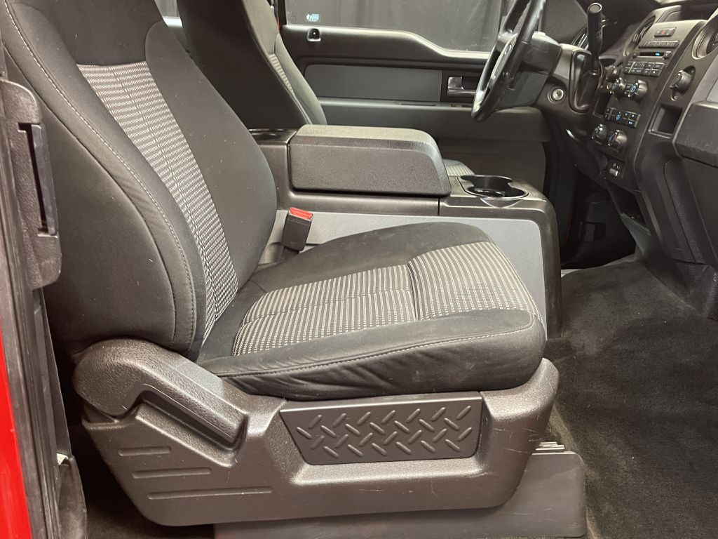 2014 FORD F150 SUPER CAB for sale at Solid Rock Auto Group