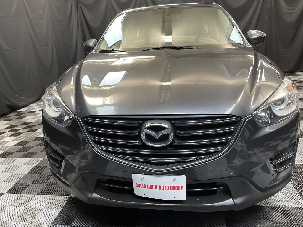 2016 MAZDA CX-5  for sale at Solid Rock Auto Group