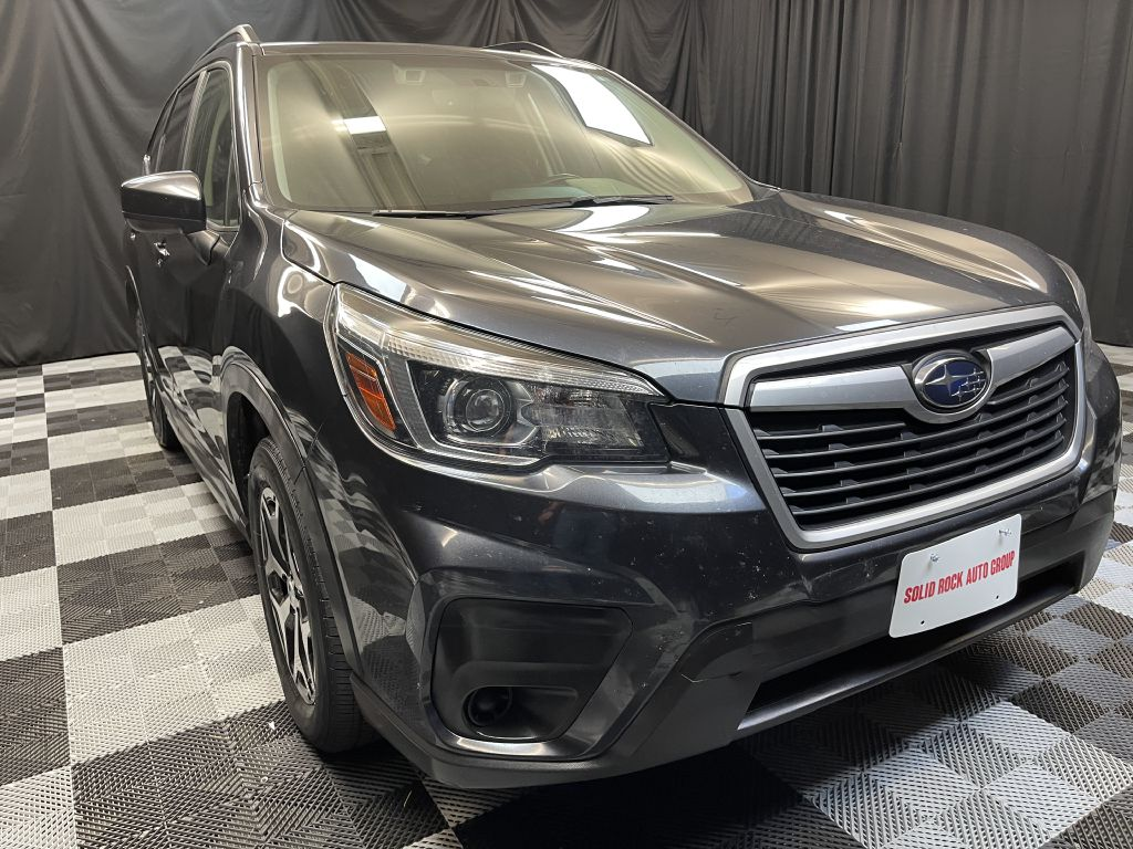 2019 SUBARU FORESTER for sale at Solid Rock Auto Group