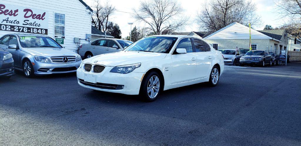 2009 BMW 528 WBANV13559C153597 BEST DEAL AUTO SALES