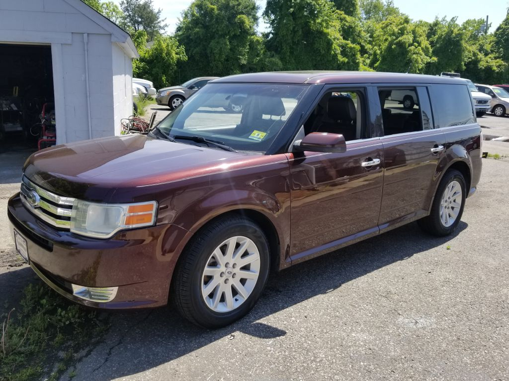 2009 ford flex sel used cars in williamstown nj 08094
