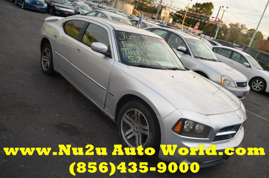2006 DODGE CHARGER 2B3KA53H76H294734 NU2U AUTO WORLD