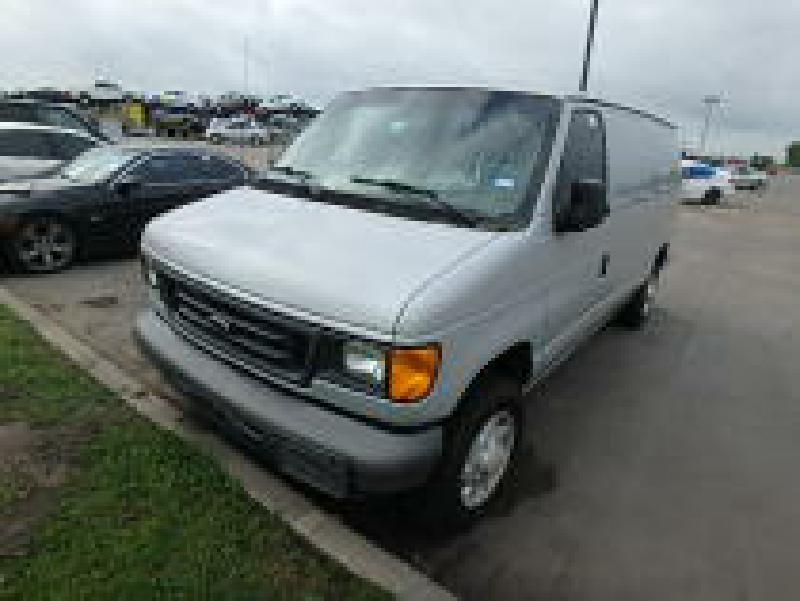 2007 FORD ECONOLINE 1FTNE14W97DB04128 T.A. AUTO BROKERS, LLC.