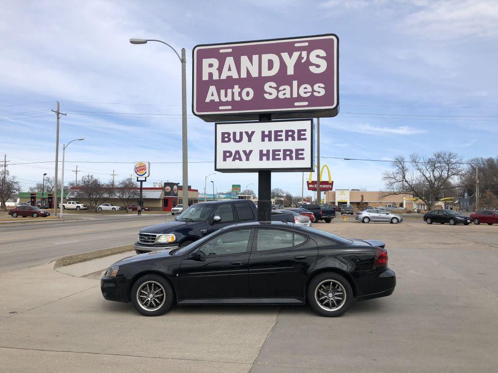 Pontiac Grand Prix For Sale In Wood River Ne Autocom