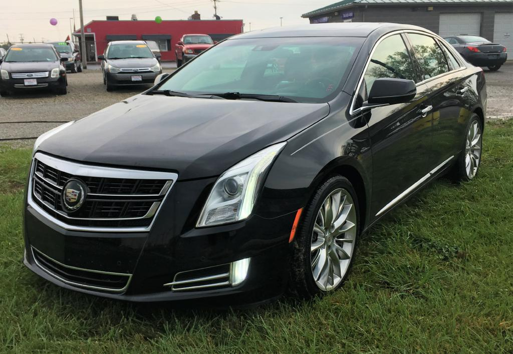 2014 cadillac xts vsport platinum for sale at colonial city auto sales sunbury ohio. Black Bedroom Furniture Sets. Home Design Ideas
