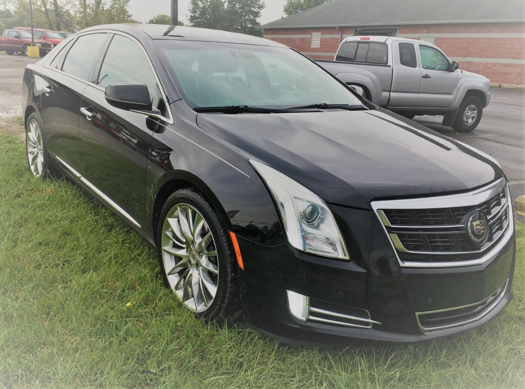 2014 Cadillac Xts Vsport Platinum For Sale At Colonial City Auto