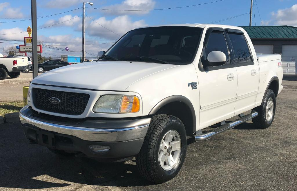 2003 ford f150 supercrew for sale at colonial city auto sales