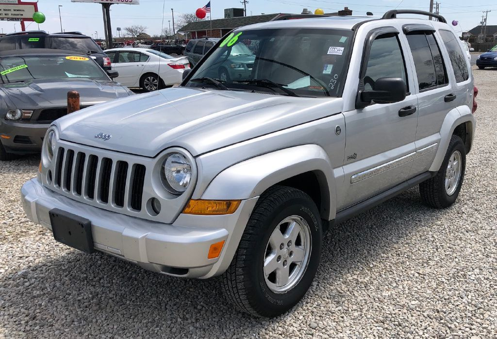 2006 JEEP LIBERTY SPORT 65 for sale at Colonial City Auto Sales