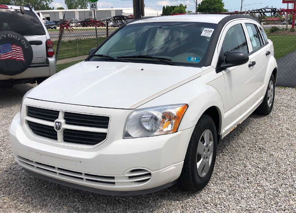 2008 DODGE CALIBER  for sale at Colonial City Auto Sales
