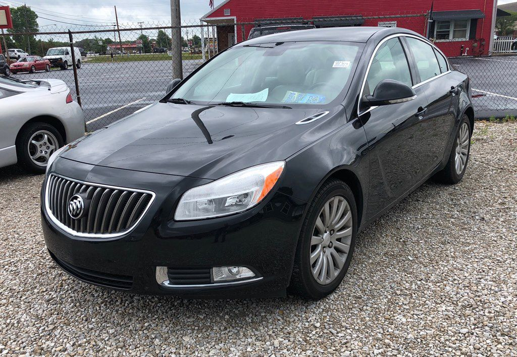 2012 BUICK REGAL  for sale at Colonial City Auto Sales