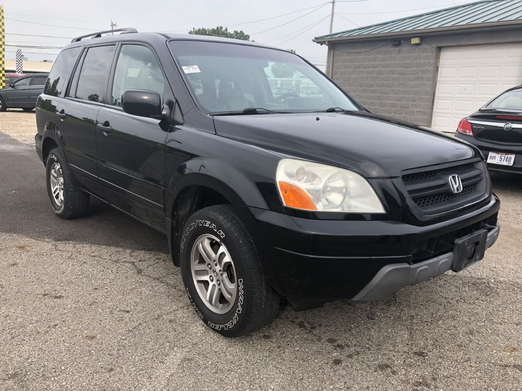 2005 HONDA PILOT EXL for sale at Colonial City Auto Sales
