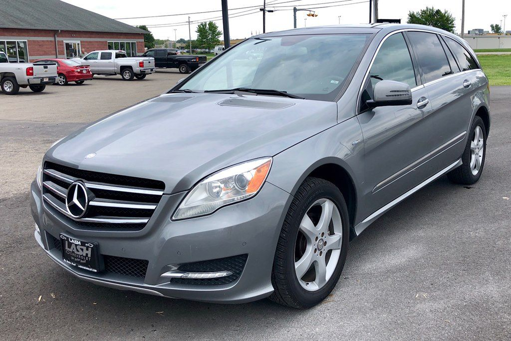 2012 MERCEDES-BENZ R-CLASS R350 4MATIC for sale at Colonial City Auto Sales