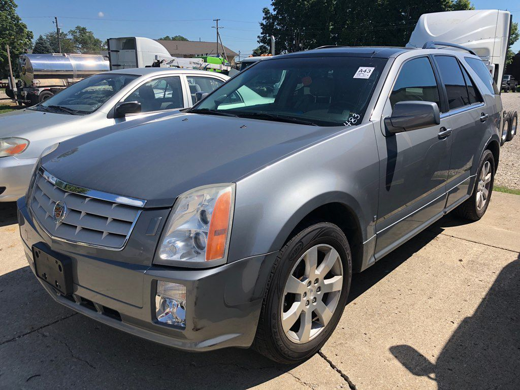 2006 CADILLAC SRX  for sale at Colonial City Auto Sales