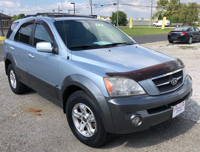 2005 KIA SORENTO EX for sale at Colonial City Auto Sales