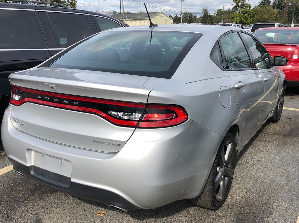 2013 DODGE DART SXT for sale at Colonial City Auto Sales