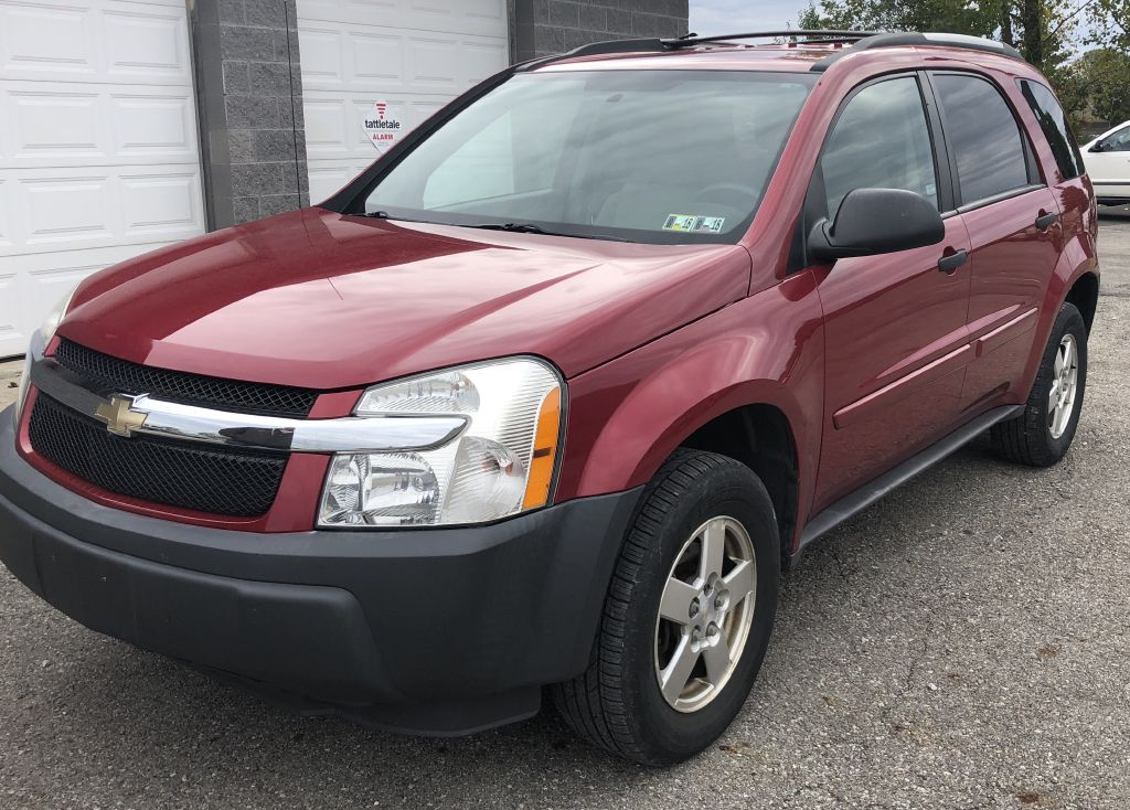 2005 CHEVROLET EQUINOX LS for sale at Colonial City Auto Sales