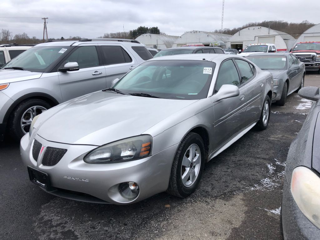 2006 PONTIAC GRAND PRIX  for sale at Colonial City Auto Sales