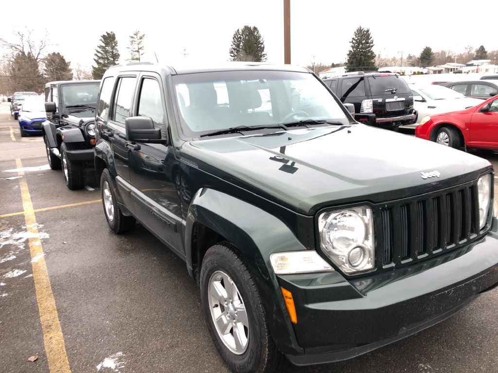 2012 JEEP LIBERTY SPORT for sale at Colonial City Auto Sales