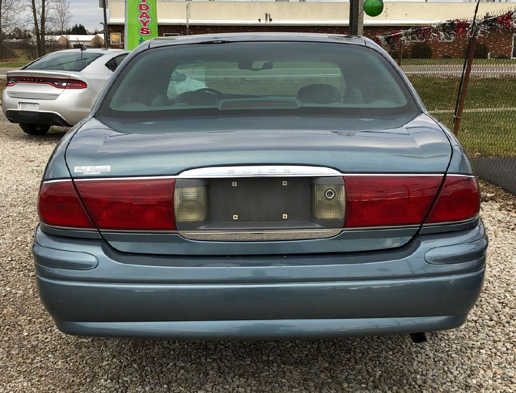 2000 BUICK LESABRE CUSTOM for sale at Colonial City Auto Sales