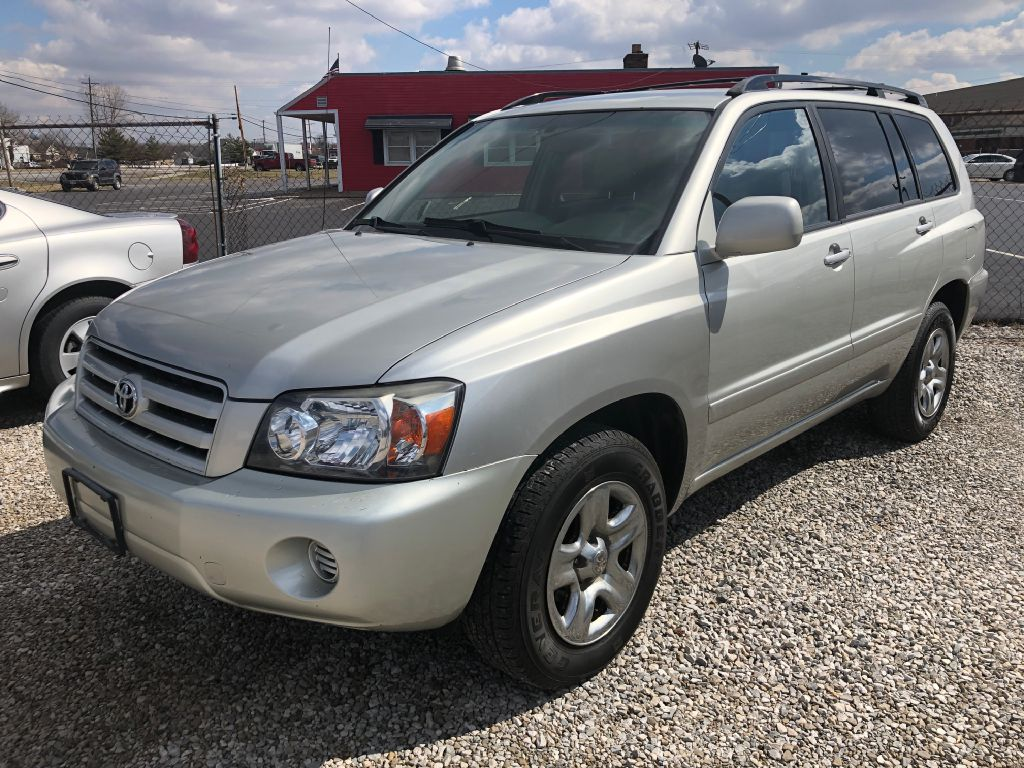 2005 TOYOTA HIGHLANDER  for sale at Colonial City Auto Sales