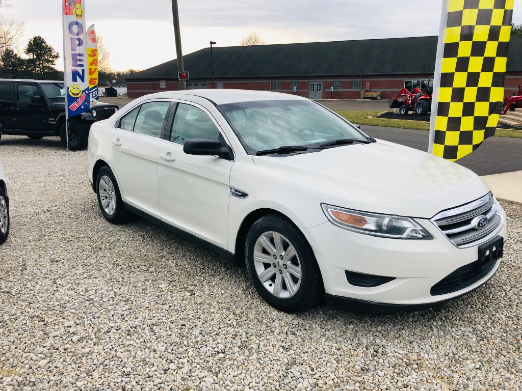 2011 FORD TAURUS SE for sale at Colonial City Auto Sales