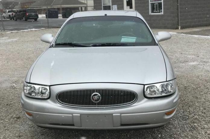 2002 BUICK LESABRE CUSTOM for sale at Colonial City Auto Sales