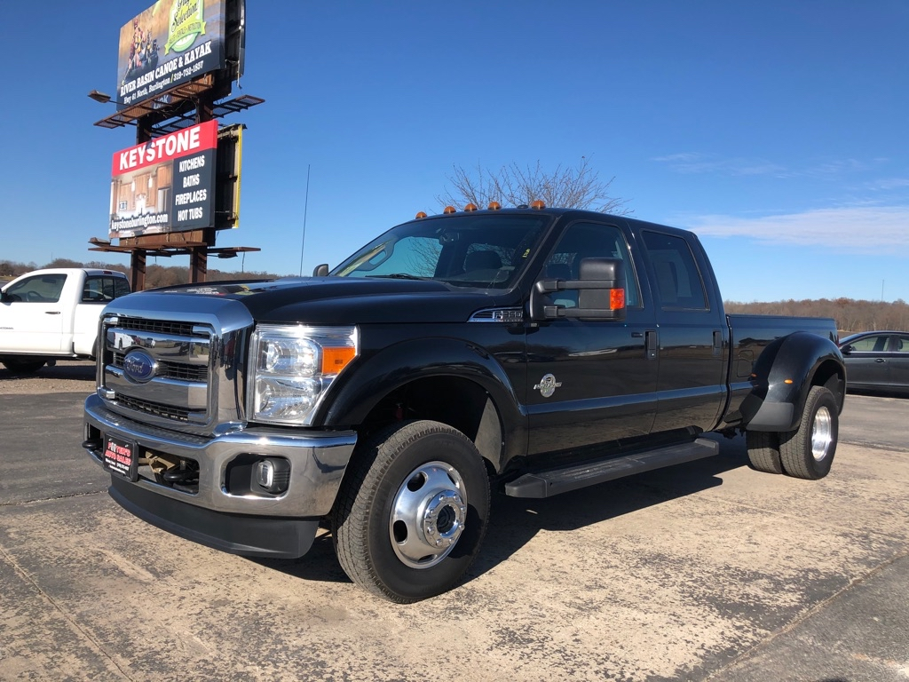 2015 FORD F350  Footers Auto Sales Wever IA