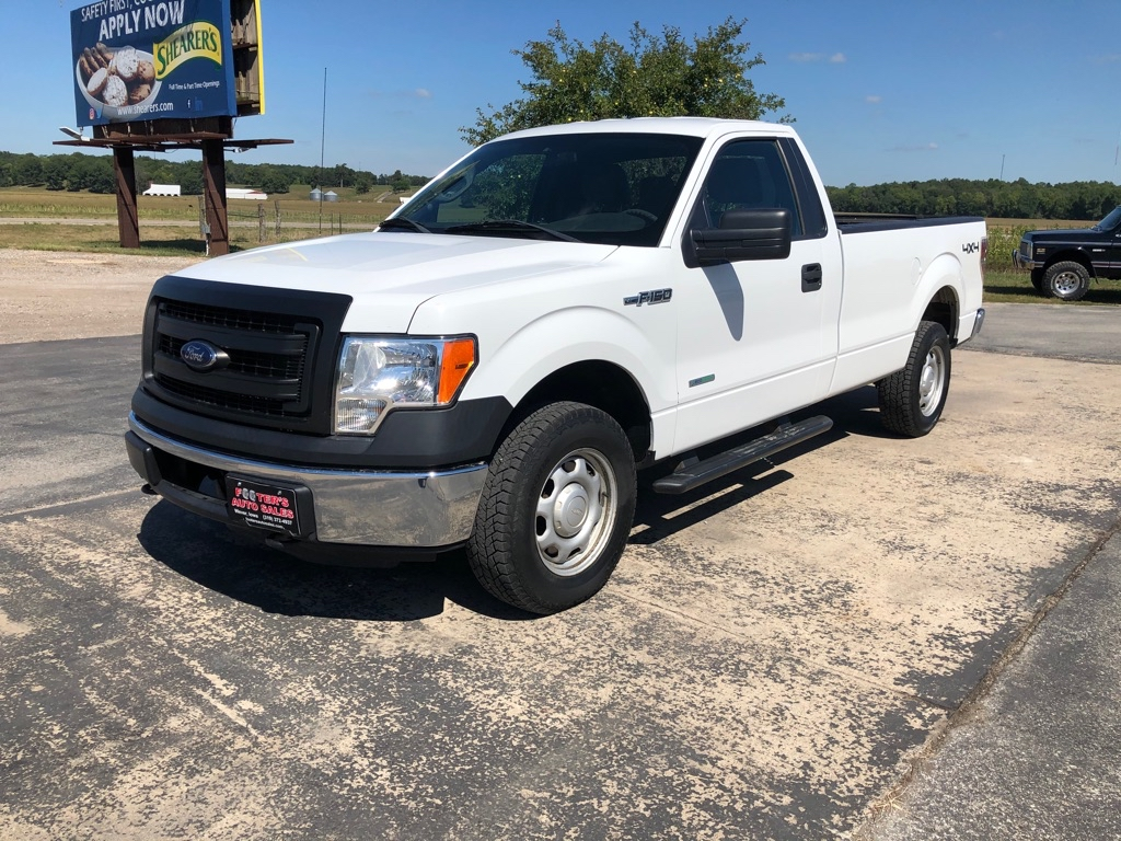 2013 FORD F150  Footers Auto Sales Wever IA