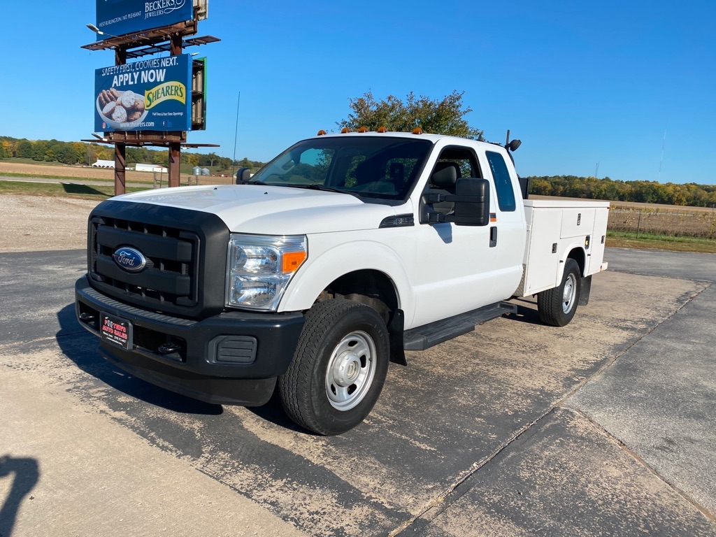 2011 FORD F350  Footers Auto Sales Wever IA
