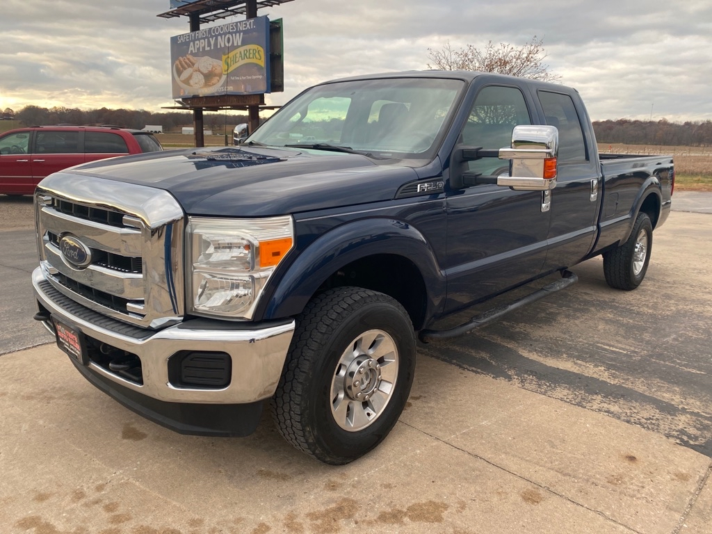 2015 FORD F250  Footers Auto Sales Wever IA