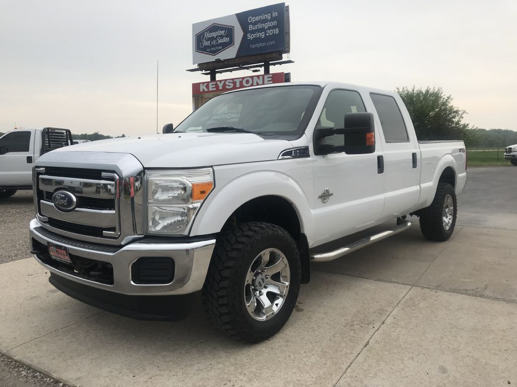 2011 FORD F250  Footers Auto Sales Wever IA