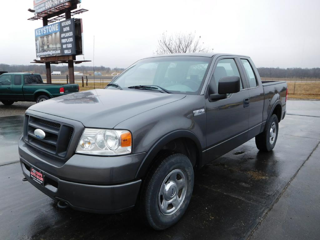 2008 FORD F150  Footers Auto Sales Wever IA