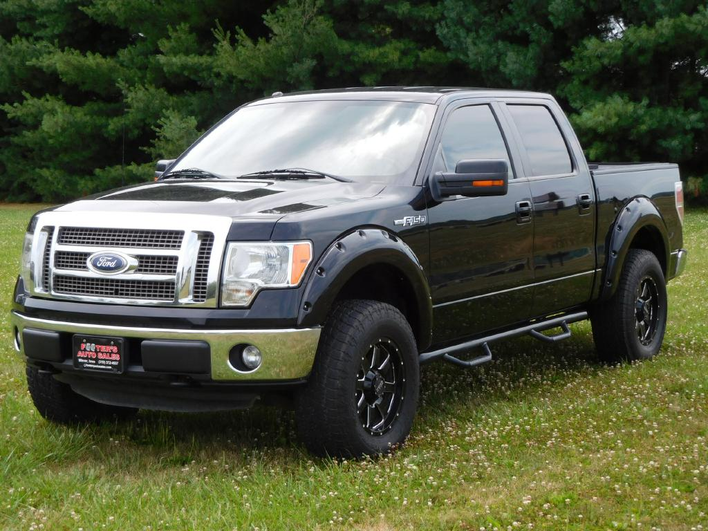 2011 FORD F150  Footers Auto Sales Wever IA
