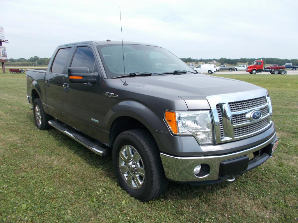 2012 FORD F150  Footers Auto Sales Wever IA
