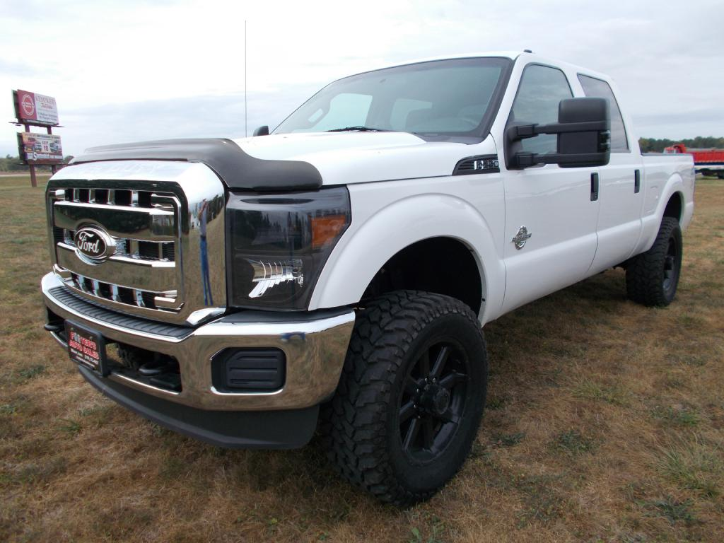 2013 FORD F250  Footers Auto Sales Wever IA