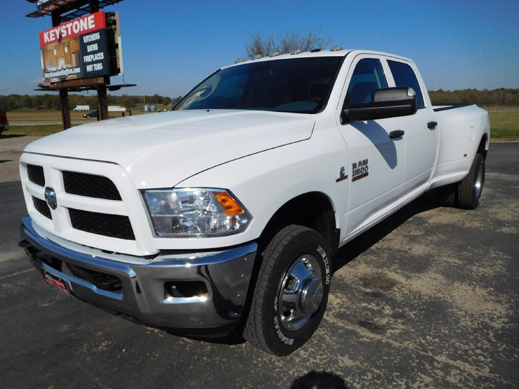 2015 RAM 3500  Footers Auto Sales Wever IA