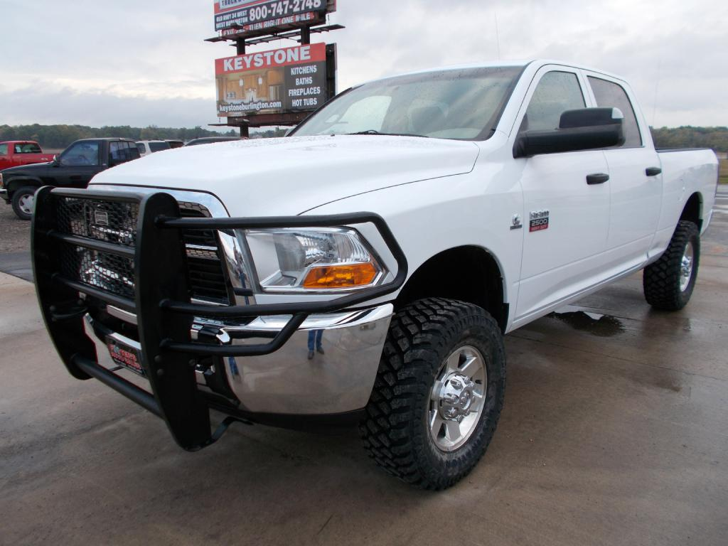 2011 DODGE RAM 2500  Footers Auto Sales Wever IA