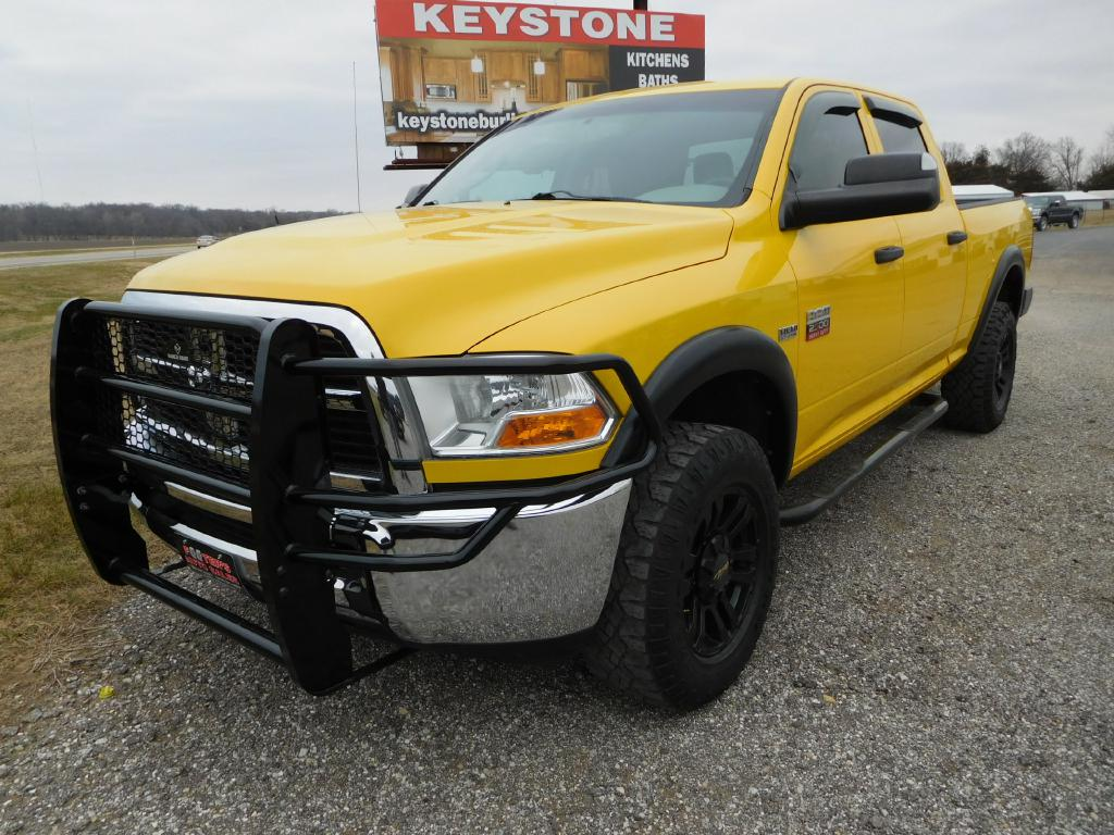 2012 DODGE RAM 2500  Footers Auto Sales Wever IA