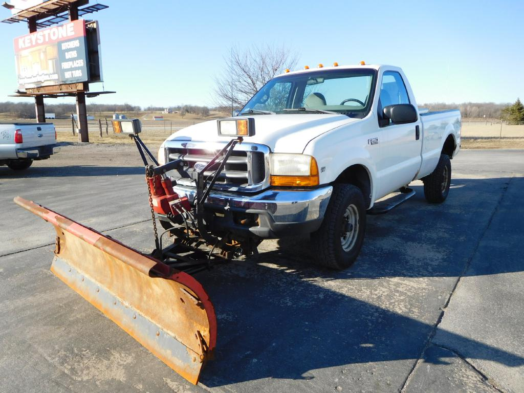 1999 FORD F250  Footers Auto Sales Wever IA