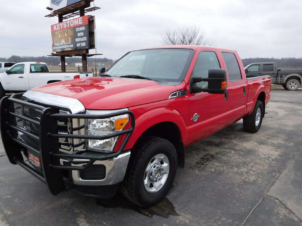 2012 FORD F250  Footers Auto Sales Wever IA