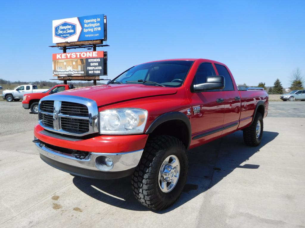 2007 DODGE RAM 2500  Footers Auto Sales Wever IA