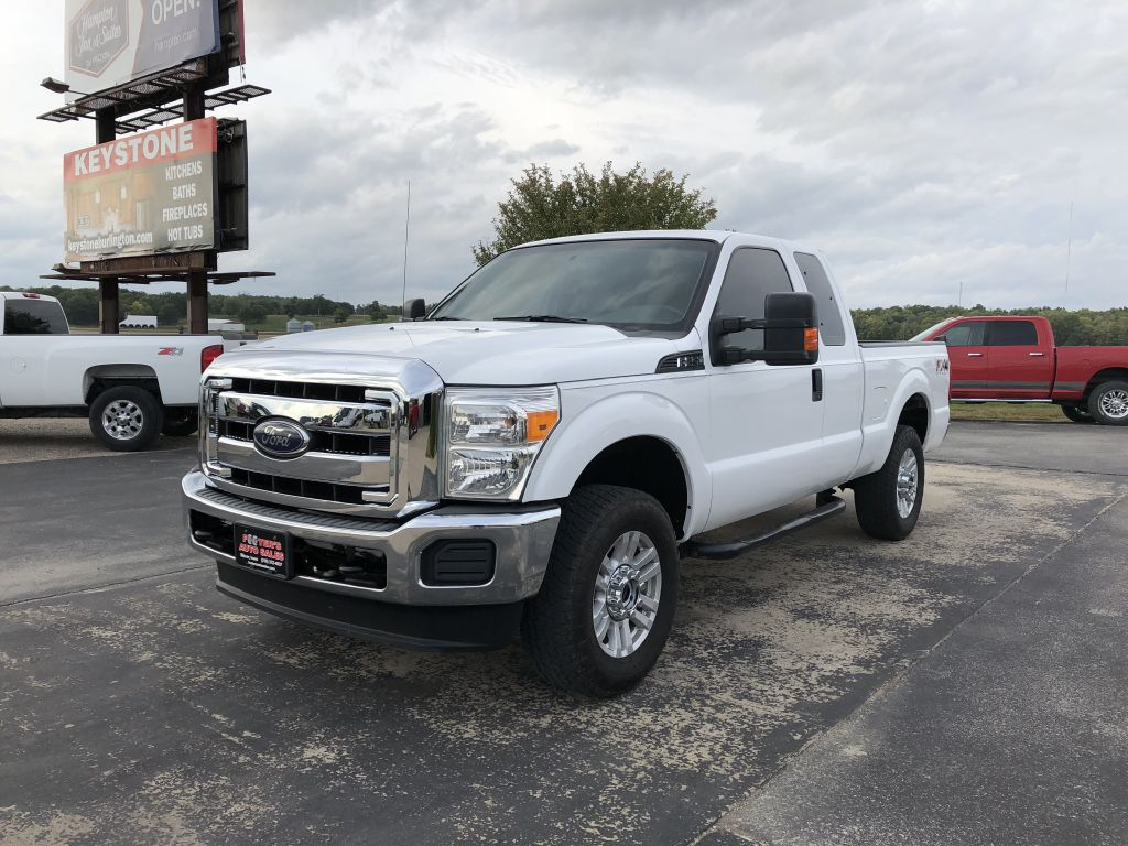 2014 FORD F250  Footers Auto Sales Wever IA