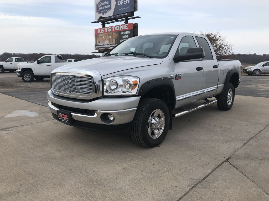2008 DODGE RAM 2500  Footers Auto Sales Wever IA
