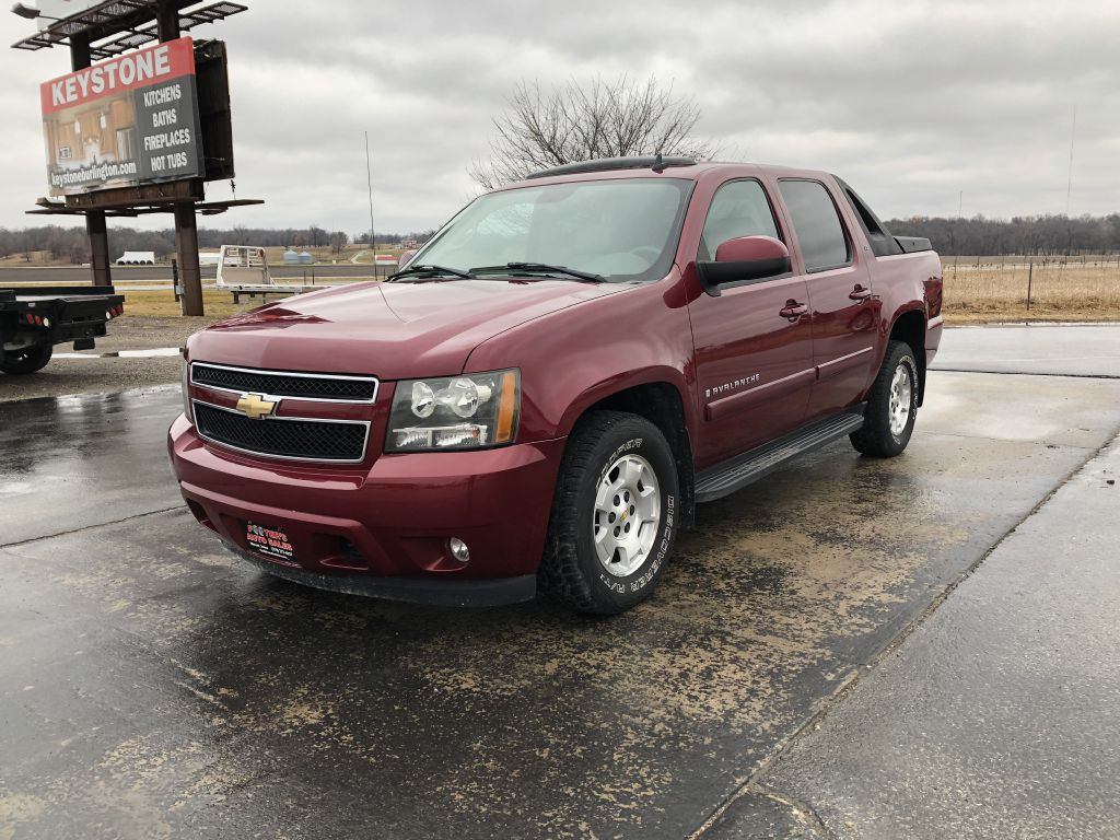 2007 CHEVROLET AVALANCHE  Footers Auto Sales Wever IA