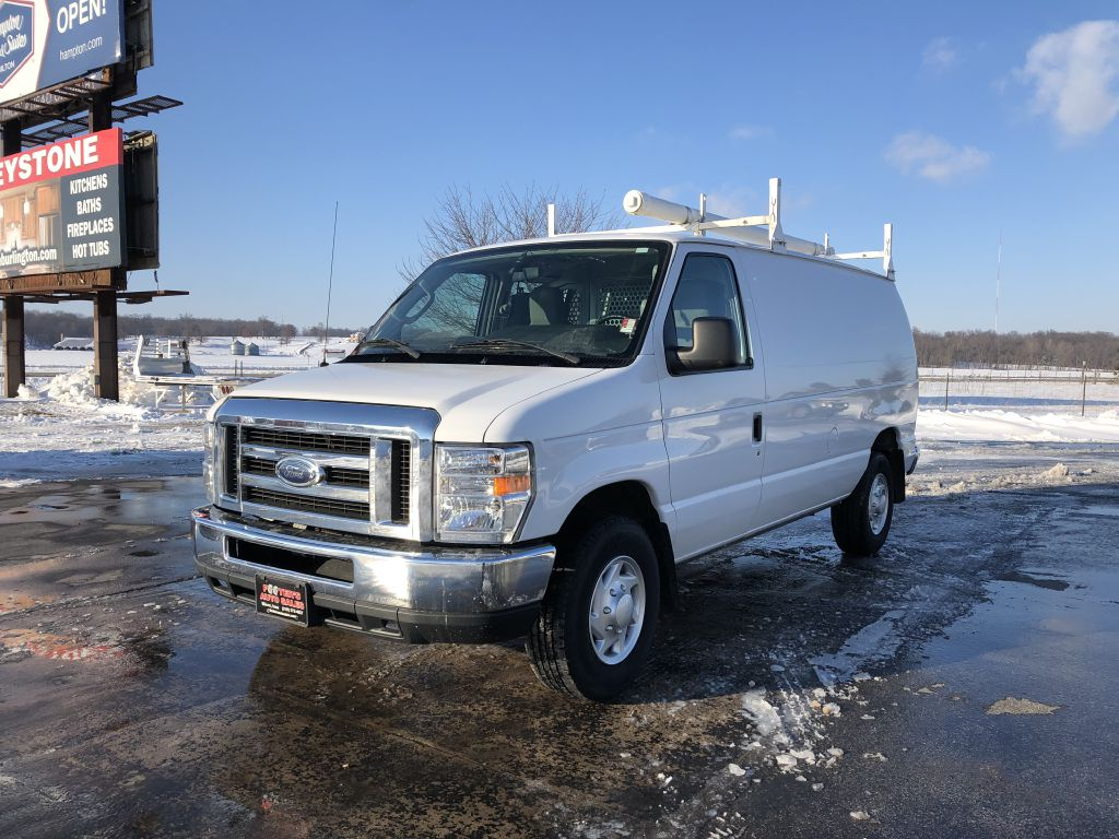 2013 FORD ECONOLINE  Footers Auto Sales Wever IA